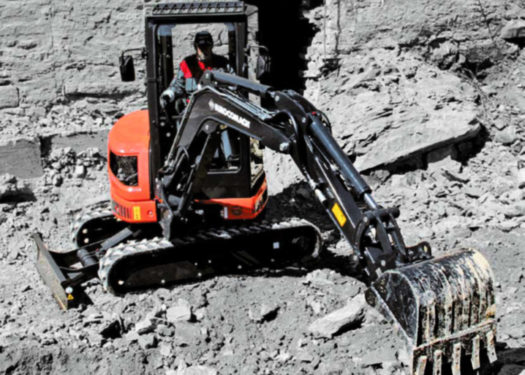 ES35ZT Mini Excavator for Sale