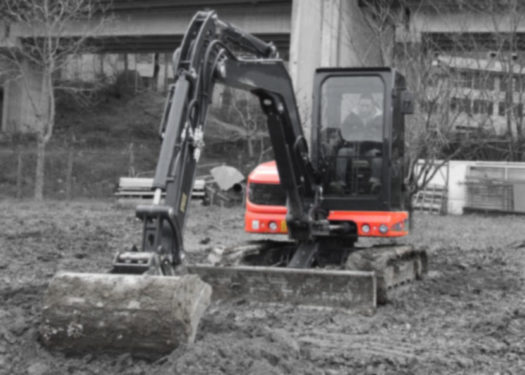 ES50ZT Mini Excavator for Sale