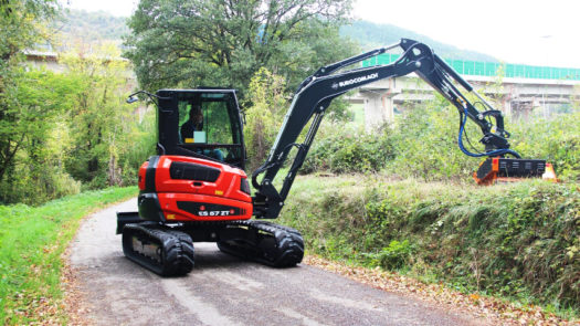 ES57ZT Mini Excavator for Sale 2