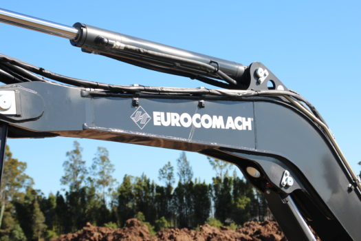 ES57ZT Mini Excavator for Sale 5